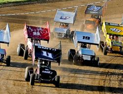 Engine Pro ASCS Sprints on Dirt kick off 33rd Season this Saturday at Crystal!