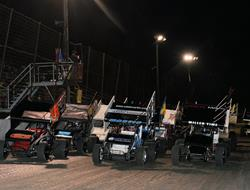 ASCS Gulf South Back In Action At Heart O' Texas a