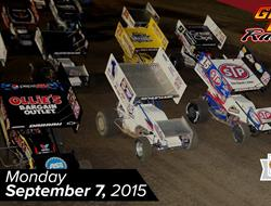 World of Outlaws Monday Night!