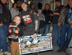 Colin Baker Scores Northwest Wingless Tour 2014 Se
