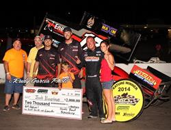 Baughman Tames the Devil's Bowl in ASCS Regional S