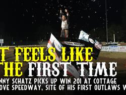 From His First Victory to his 201st, Donny Schatz