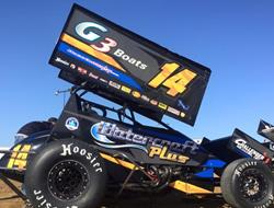 Tankersley Heads into ASCS Gulf South Doubleheader