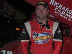 Daggett Leads Wire to Wire for Crystal Victory