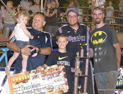 Greg Walters Wins Third Straight Baseline Pawn Fir