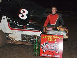 J.J. Hickle Wins Wild ASCS-Northwest Region Featur