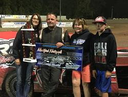 Mark Carrell Wins Final Night Of Mark Howard Memor