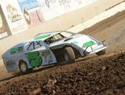Jesse Williamson Seeks Third Wild West Modified Sh