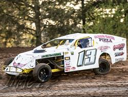 Bricen James To Hit Four Wild West Modified Shootout Events