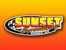 SUNSET SPEEDWAY PARK SCHEDULE UPDATE