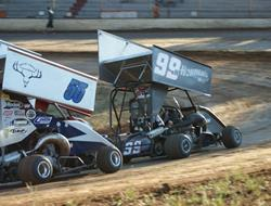 Cottage Grove Speedway Kage Kart Opener Friday May