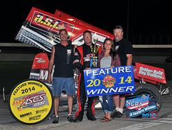 C.J. Johnson Wins the Steve King Memorial