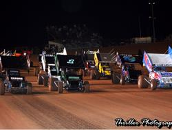 Stellar ASCS Regional Lineup for Memorial Day Week