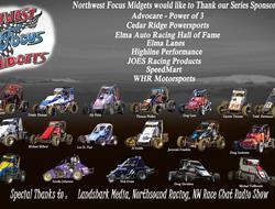 Northwest Focus Midgets Make Lone Sunset Appearanc