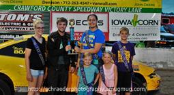 07/22/16 CCS Fair Race Feature Winners