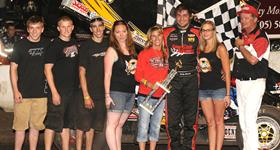 Austin McCarl – Huset's Win Caps Awesome Weekend!