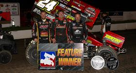 McCarl Claims National Sprint League's Season