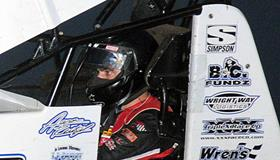 Reutzel Ready for World of Outlaws at Devil's Bowl