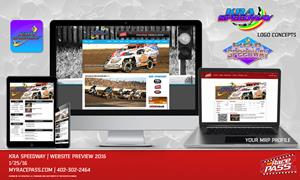 MyRacePass Produces Pro Platinum Website for KRA Speedway