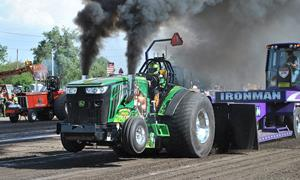 Outlaw Truck and Tractor Pulling Nationals presented by Sydenstricker