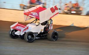 Hanks Takes Over ASCS Red Rive
