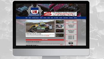 MyRacePass Develops Pro Platinum Website for I-90 Speedway