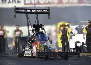 Gatornationals: scene of McMillin's first car