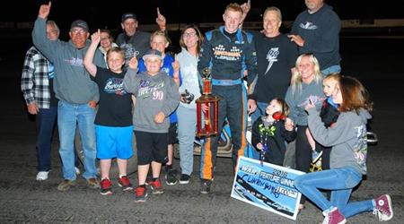 Boyles Picks Up Win Number Two, Readies...