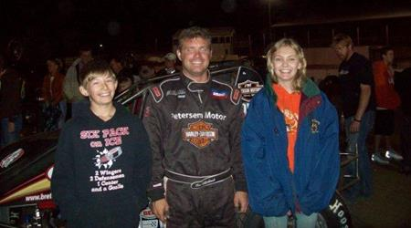 Mellenberndt Wins at Rocky!  First Win of 2010…