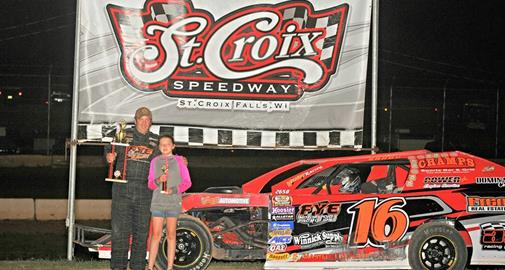 Jason VandeKamp Grabs Midwest Modified...
