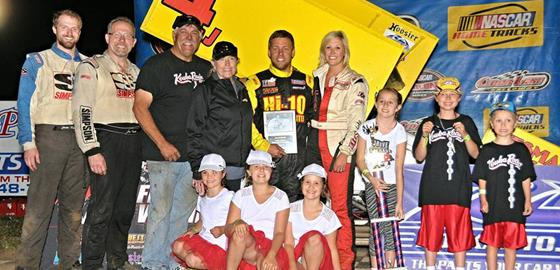 Lee Grosz Wins Earl Kouba Memorial at Ce...