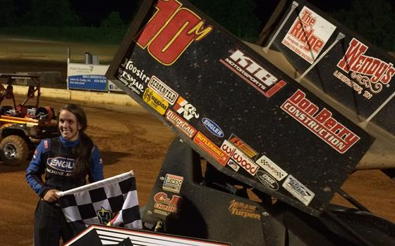 Morgan Turpen Notches First ASCS Souther...