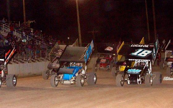 ASCS Southwest Returns To Arizona Speedw...