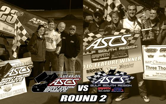 ASCS Southern Outlaw Sprints Set For Rem...