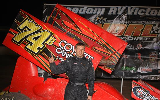 Carney dominates West Texas ASCS 305 opener