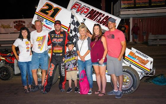 Brian Brown Tops ASCS Warriors At Missou...