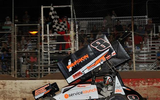 Bob Ream, Jr. Looking For Continued Success as ASCS Southwest Returns to Arizona Speedway