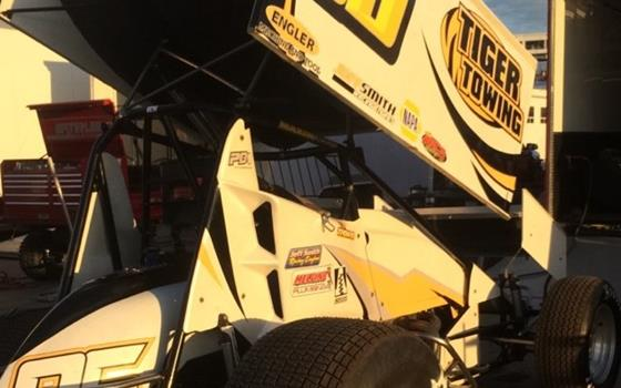 Bruce Jr. Venturing to Knoxville Raceway...