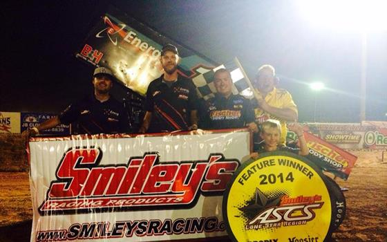 Baughman Breaks Through with ASCS Lone S...