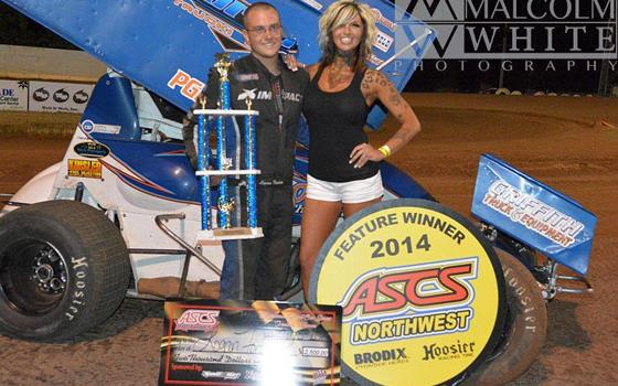 Logan Forler Scores Speedweek Finale At...