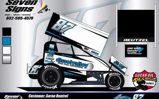 Aaron Reutzel Looking For Back-To-Back C...