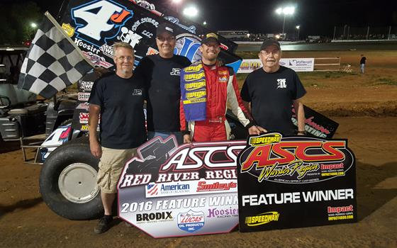 John Carney II Tops Exciting ASCS Red Ri...