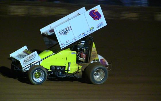 Lucas Oil ASCS Southern Outlaw Sprints H...