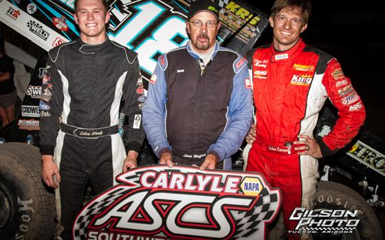 Lorne Wofford Fends Off Carney For ASCS...