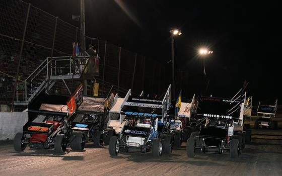 ASCS Gulf South Back In Action At Heart...