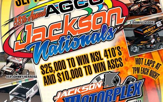 Quick Look: 2016 ASCS Labor Day Weekend...