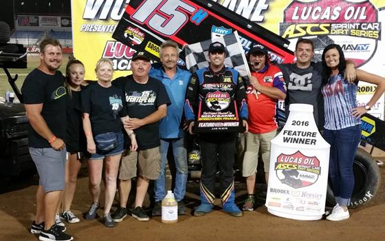 ASCS National Tour Speedweek Belongs to...