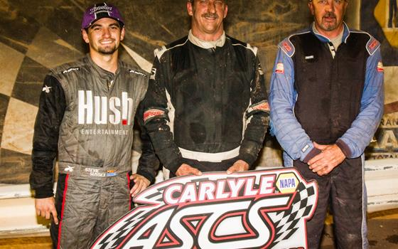Rick Ziehl Returns To Arizona Speedway V...
