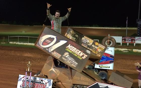 Shane Morgan Rolls To ASCS Southern Outl...