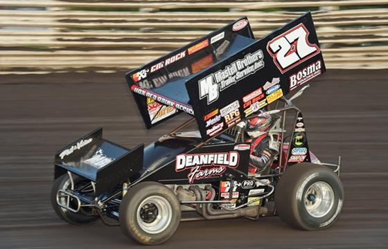 Carson McCarl – Pair of Top 5 Charg...